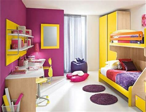 yellow and purple bedroom free interior decorating ideas part 3