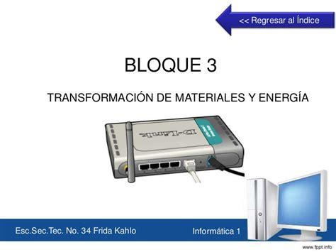 materiales tecnolog 237 a y producci 243 n materiales inteligentes bloque iii transformaci n de los materiales y energ a