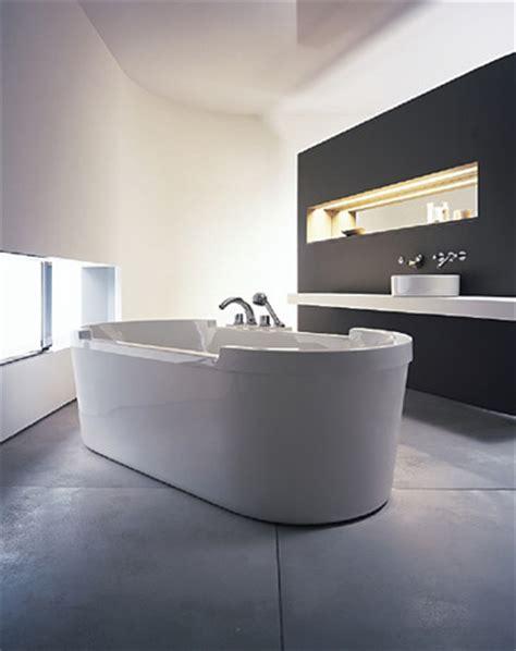 duravit starck bathtub starck bathtub built in bathtubs from duravit architonic