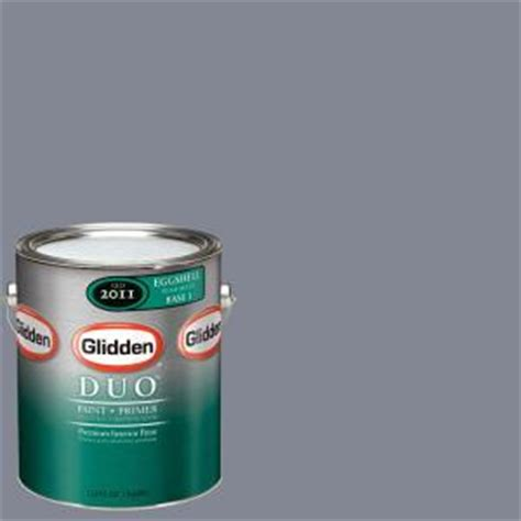 glidden team colors 1 gal nfl 025f nfl dallas cowboys light gray eggshell interior paint and