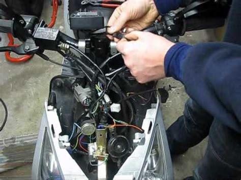 Motorrad Richtig Drosseln by Hassse Monterar Hastighetsm 228 Tare Koso Xr Sa Youtube