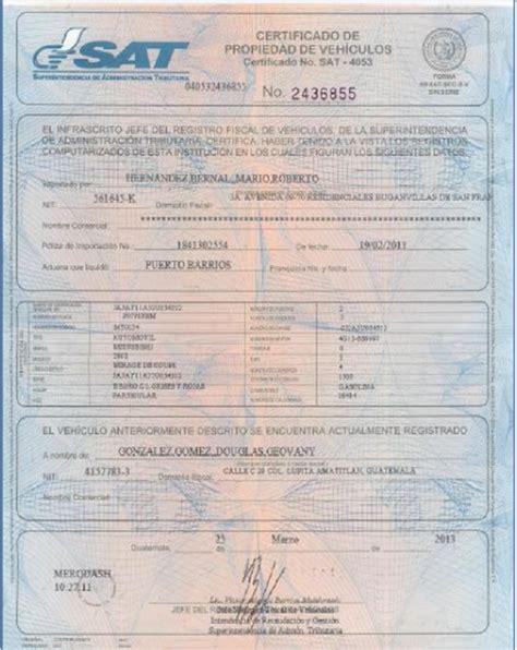 tabla de impuestos de cisrculacion 2016 sat de guatemala tabla de impuestos de cisrculacion 2016 sat de guatemala