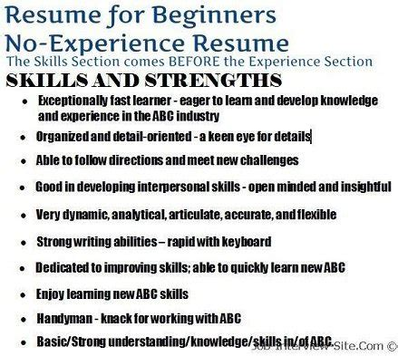 best resume formats and exles