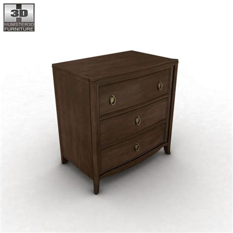 ashlyn nightstand 3d model hum3d