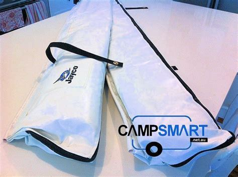 Trail Pop Up Awning 10ft Jayco Bag Awning Canvas Walls Annexe T S Dove Camper
