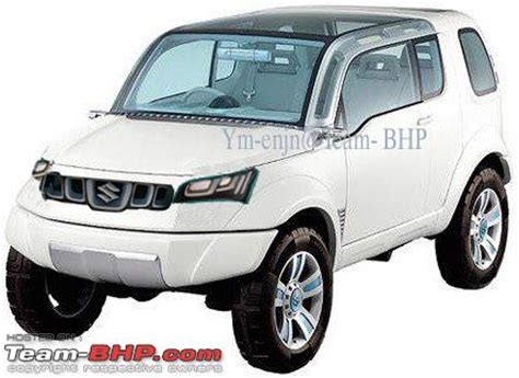 Suzuki New Suv Car Maruti Suzuki S New Compact Suv Teasers Page 3 Team Bhp