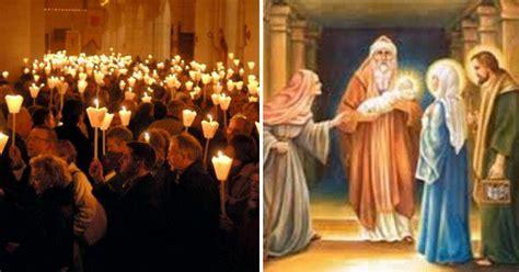 benedizione delle candele accensione e benedizione delle candele sta per arrivare