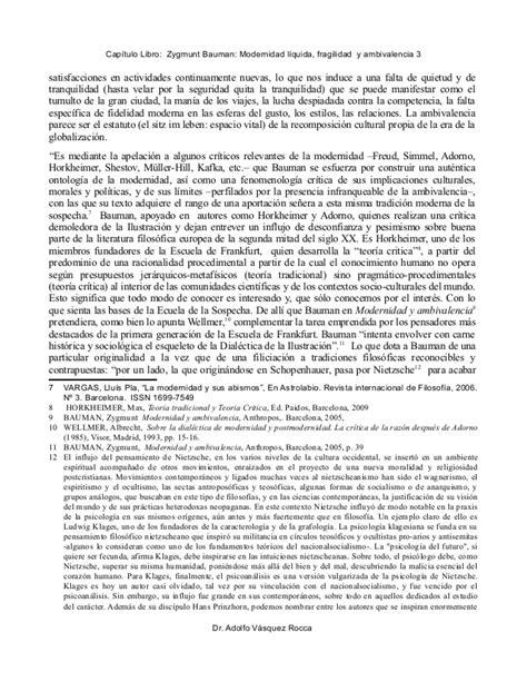 libro modernidad lquida zygmunt bauman modernidad l 205 quida ambivalencia y fragilidad humana