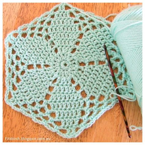 hexagon knitting pattern free 1000 images about knitting hexagon on hobo