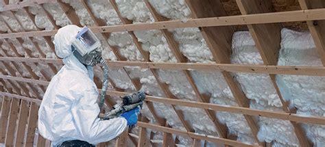 best spray foam insulation spray foam insulation which