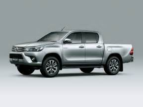 Toyota Helix 2016 Toyota Hilux Debuts With New 177hp Diesel 33 Photos