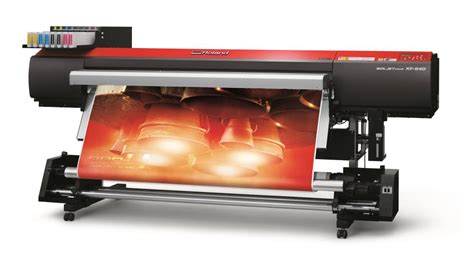 Printer Roland roland xf 640 soljet pro4 solvent digital printer