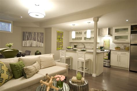 basement apartment from hgtv s income property