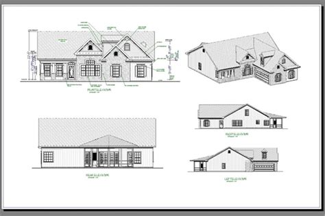building plans for houses 3 bedrm 1831 sq ft craftsman house plan 109 1013