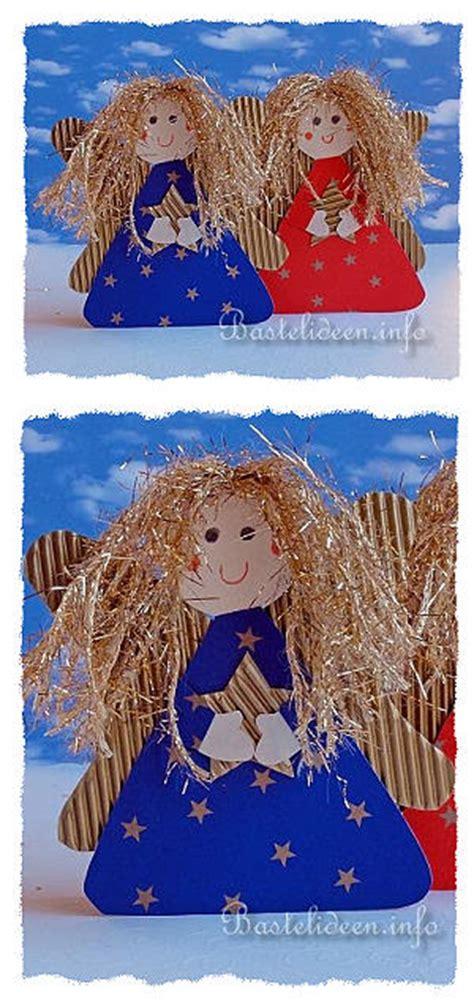 Fensterdeko Weihnachten Engel by Basteln Mit Kindern Weihnachten Weihnachtsbasteleien