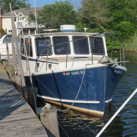 used downeast fishing boats for sale 2001 used b d south shore downeast cruiser downeast