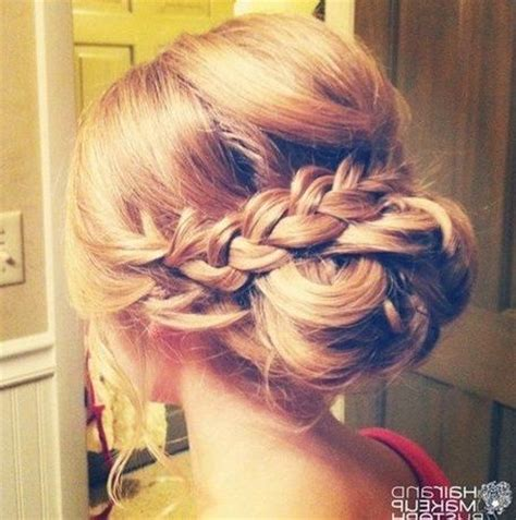 hoco hairstyles updo medium length hairstyles braids 16 pretty and chic updos