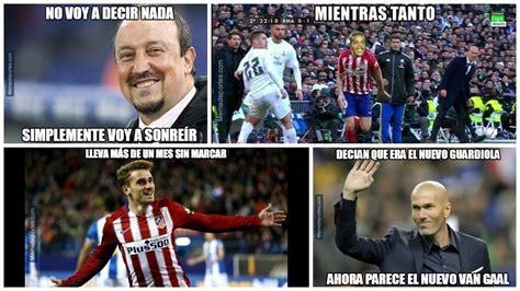 Memes Real Madrid - real madrid vs atl 233 tico los memes de la derrota merengue