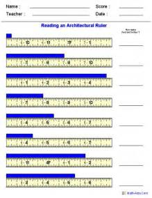 pictures on carpentry math worksheets easy worksheet ideas