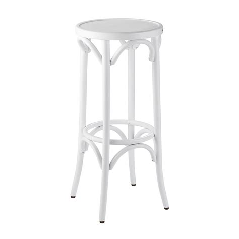 white bentwood counter stool bar stool bentwood white hire society