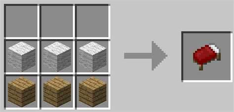 how to make a minecraft bed how to make a bed in minecraft