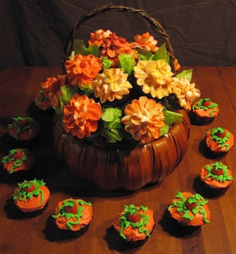 easy fall cupcake decorating ideas 335 best cupcake bouquets images on cupcake