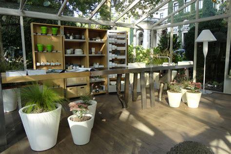 cucina in veranda giardino d inverno verdearchitettura
