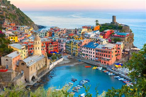 best town in cinque terre uncovering the five picturesque towns of cinque terre