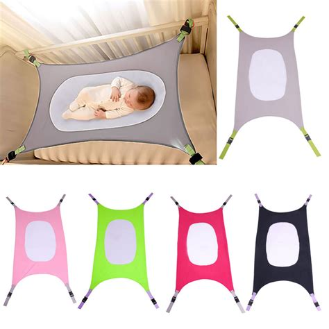 baby hammock bed baby safety hammock sleeping bed detachable portable