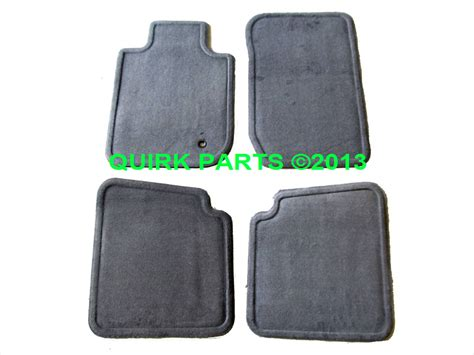 2002 2004 ford explorer mercury mountaineer carpeted