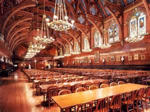 Harvard Dorm Rooms - dining at harvard harvard college