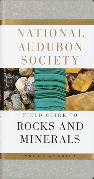 national audubon society field guide to rocks and