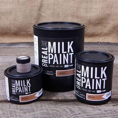 mocha color paint mocha color milk paint shop real milk paint