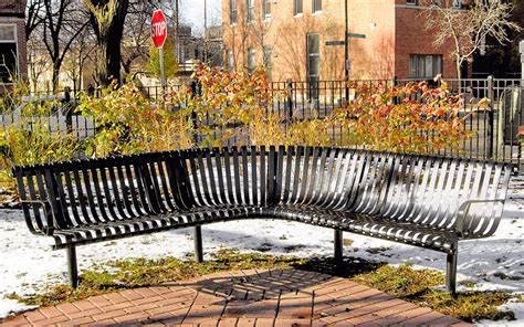 victor stanley park benches lincoln park chicago victor stanley site furniture