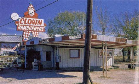 today celebrate clown burgers  anniversary