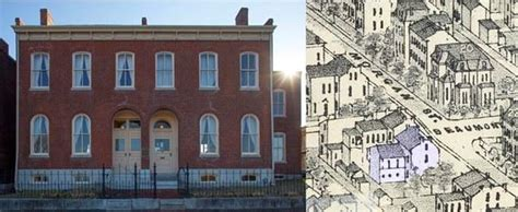 scott joplin house new exhibit shows what st louis looked like in 1875 st louis public radio