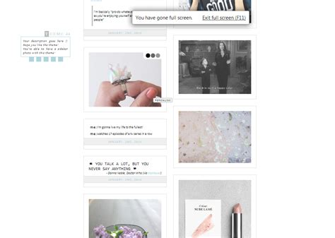 Tumblr Themes For Quote Blogs | mystical themes
