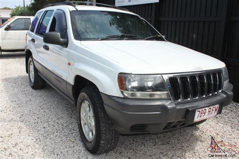 1999 Jeep Laredo Jeep Grand Laredo 4x4 1999 4d Wagon 4 Sp