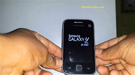 format factory galaxy y samsung galaxy y tv hard reset factory reset and password