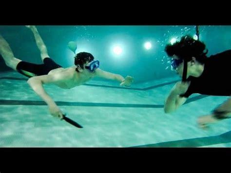 underwater knife underwater knife fighting club 2014