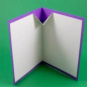 card idea v fold pop up birthday card tutorial greeting card class 2 s crafts