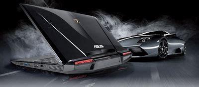 Lamborghini Vx7 Asus And Lamborghini Team Up On Cobranded Notebooks
