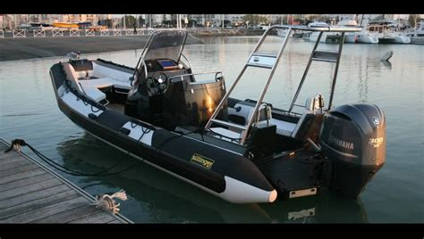 xpro inflatable boats sillinger 765 xl bateau semi rigide inflatable boat youtube