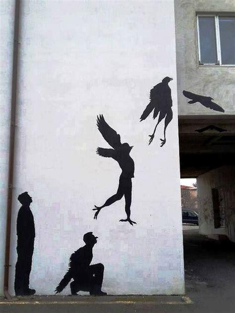 bansky street art graffiti street art street artists