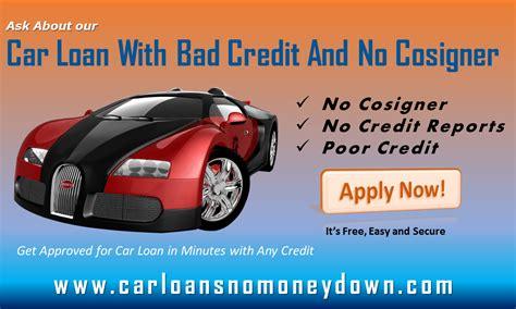 cosigner auto loans  auto loan   cosigner