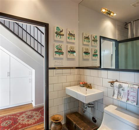 Modern Bathroom Los Angeles Davis Residence Modern Bathroom Los Angeles By