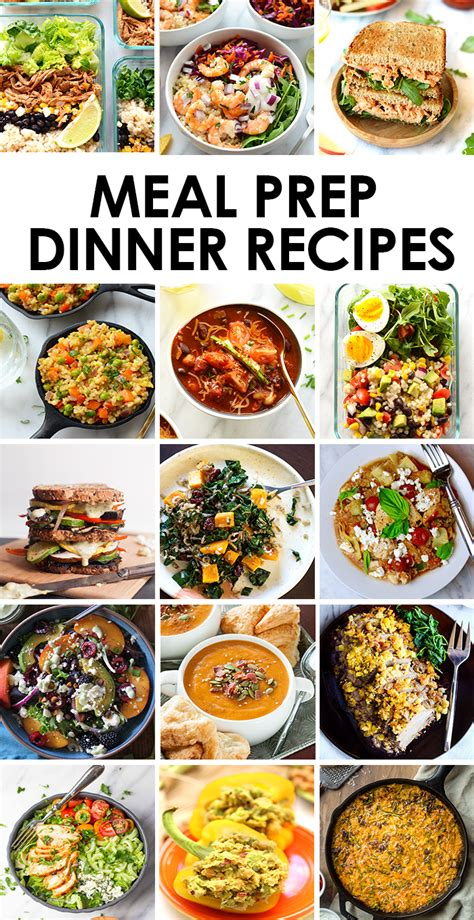 meal prep cookbook easy and delicious recipes to prep your week breakfast edition book 1 books best meal prep recipes dinners fit foodie finds