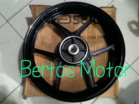 Footstep Underbone Mio Bpro Racing bertos motor shop bohlam motor