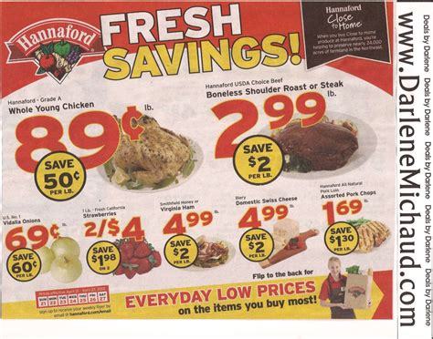 Hannaford Gift Card - hannaford flyer preview for week of 4 21 4 27 plus 10 gift card giveaway 171 darlene