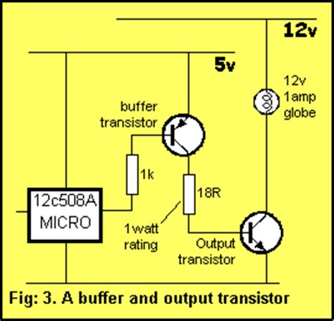 darlington transistor output the driver and output transistor can come in two different arrangements fig 3 shows two